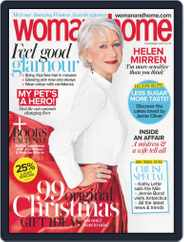Woman & Home (Digital) Subscription November 1st, 2019 Issue