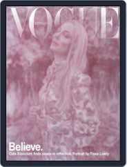 Vogue Australia (Digital) Subscription June 1st, 2020 Issue