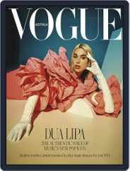 Vogue Australia (Digital) Subscription April 1st, 2020 Issue