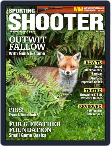 Sporting Shooter July 1st, 2020 Digital Back Issue Cover