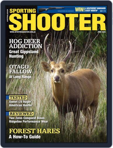 Sporting Shooter June 1st, 2020 Digital Back Issue Cover