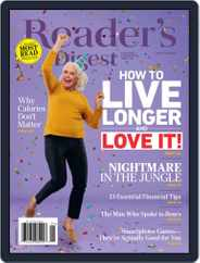 Reader's Digest Canada (Digital) Subscription January 1st, 2020 Issue