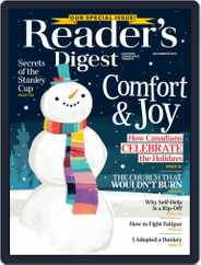 Reader's Digest Canada (Digital) Subscription December 1st, 2019 Issue