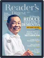 Reader's Digest Canada (Digital) Subscription September 1st, 2019 Issue