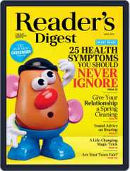 Reader's Digest Canada (Digital) Subscription April 1st, 2019 Issue