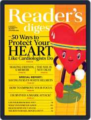 Reader's Digest Canada (Digital) Subscription January 1st, 2019 Issue