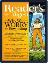 Reader's Digest Canada (Digital) Subscription October 1st, 2018 Issue