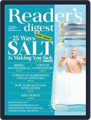 Reader's Digest Canada (Digital) Subscription September 1st, 2018 Issue