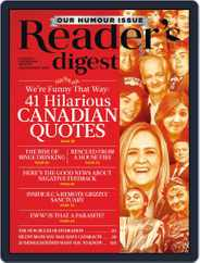 Reader's Digest Canada (Digital) Subscription July 1st, 2018 Issue
