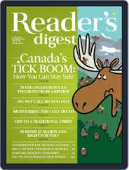 Reader's Digest Canada (Digital) Subscription June 1st, 2018 Issue