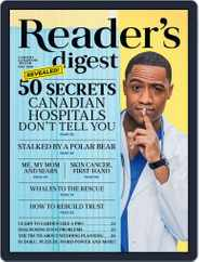 Reader's Digest Canada (Digital) Subscription May 1st, 2018 Issue