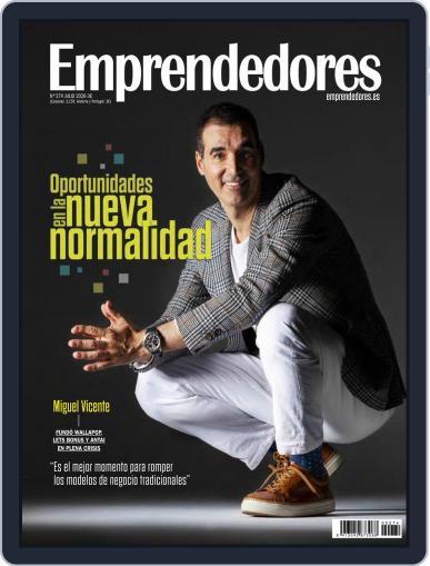 Emprendedores July 1st, 2020 Digital Back Issue Cover