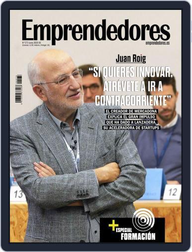 Emprendedores June 1st, 2020 Digital Back Issue Cover