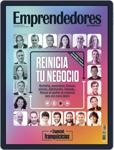 Emprendedores May 1st, 2020 Digital Back Issue Cover