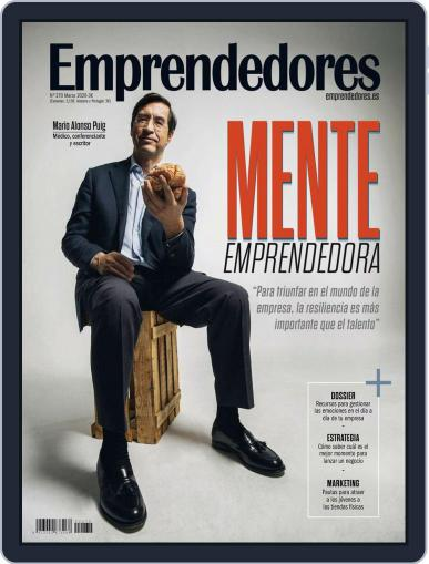 Emprendedores March 1st, 2020 Digital Back Issue Cover