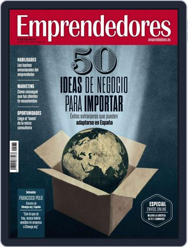 Emprendedores March 24th, 2017 Digital Back Issue Cover