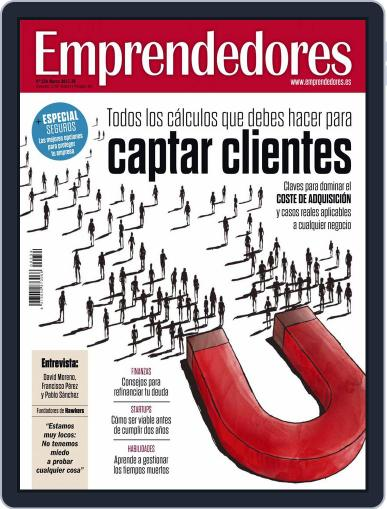 Emprendedores March 1st, 2017 Digital Back Issue Cover