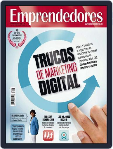 Emprendedores December 1st, 2016 Digital Back Issue Cover