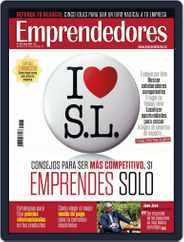 Emprendedores (Digital) Subscription May 26th, 2014 Issue