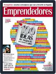 Emprendedores (Digital) Subscription November 27th, 2012 Issue