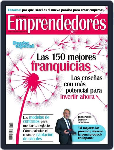 Emprendedores April 26th, 2012 Digital Back Issue Cover