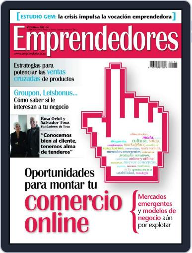 Emprendedores February 23rd, 2012 Digital Back Issue Cover