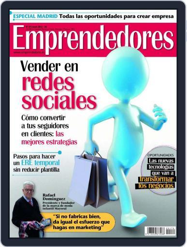 Emprendedores December 28th, 2011 Digital Back Issue Cover