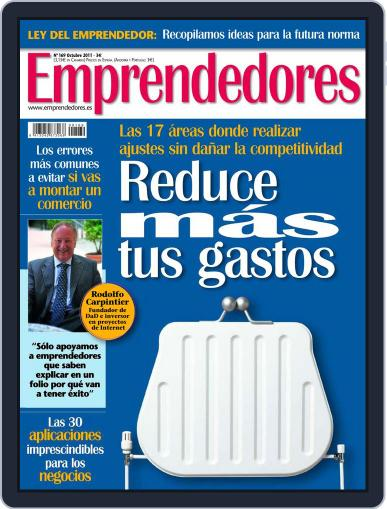 Emprendedores September 28th, 2011 Digital Back Issue Cover