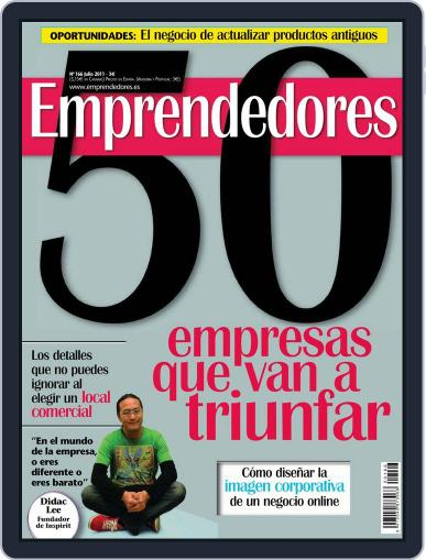 Emprendedores June 28th, 2011 Digital Back Issue Cover