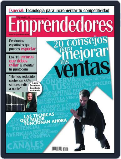 Emprendedores May 26th, 2011 Digital Back Issue Cover