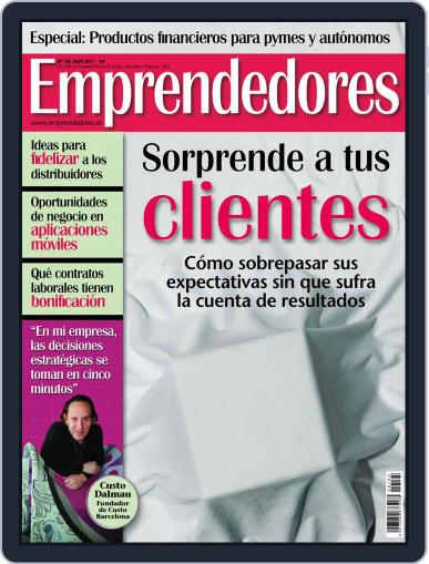 Emprendedores March 30th, 2011 Digital Back Issue Cover