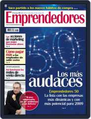 Emprendedores (Digital) Subscription December 18th, 2008 Issue