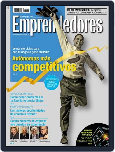 Emprendedores April 23rd, 2008 Digital Back Issue Cover