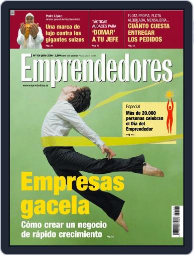 Emprendedores June 28th, 2006 Digital Back Issue Cover