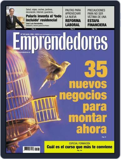Emprendedores June 2nd, 2006 Digital Back Issue Cover