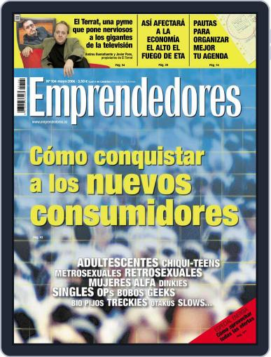 Emprendedores April 27th, 2006 Digital Back Issue Cover