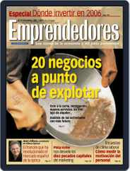 Emprendedores (Digital) Subscription November 24th, 2005 Issue