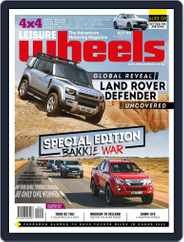 Leisure Wheels (Digital) Subscription October 1st, 2019 Issue
