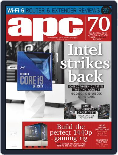 APC July 1st, 2020 Digital Back Issue Cover
