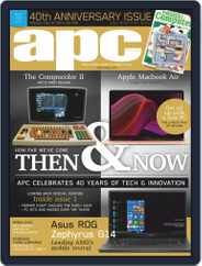 APC (Digital) Subscription June 1st, 2020 Issue
