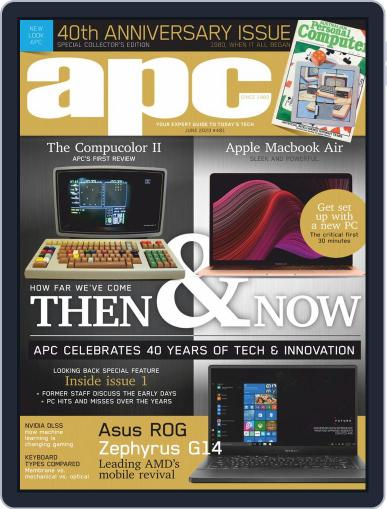 APC June 1st, 2020 Digital Back Issue Cover