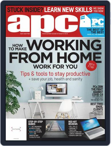 APC May 1st, 2020 Digital Back Issue Cover