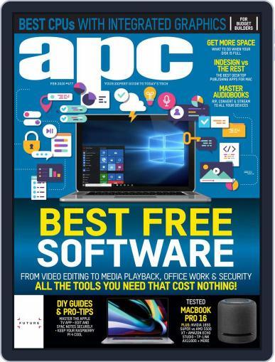 APC February 1st, 2020 Digital Back Issue Cover
