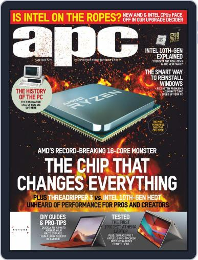 APC January 1st, 2020 Digital Back Issue Cover
