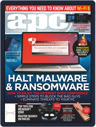 APC December 1st, 2019 Digital Back Issue Cover