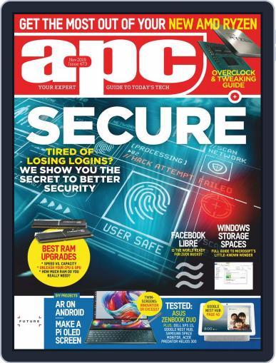 APC November 1st, 2019 Digital Back Issue Cover