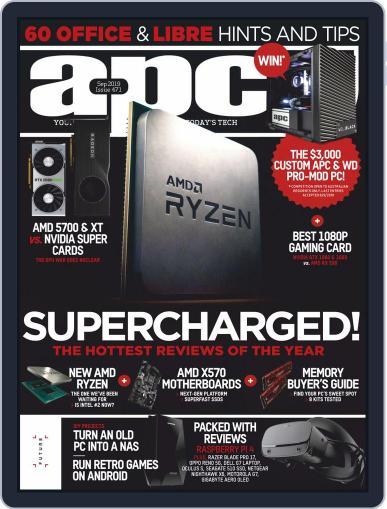 APC September 1st, 2019 Digital Back Issue Cover