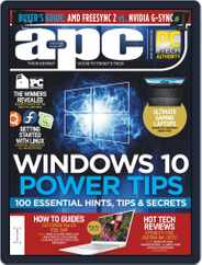 APC (Digital) Subscription May 1st, 2019 Issue