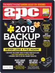 APC (Digital) Subscription April 1st, 2019 Issue