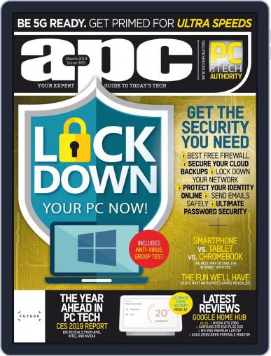 APC March 1st, 2019 Digital Back Issue Cover